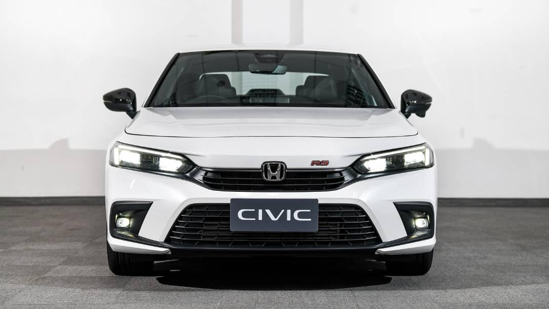 2022 Honda Civic Upcoming Version Exterior 009