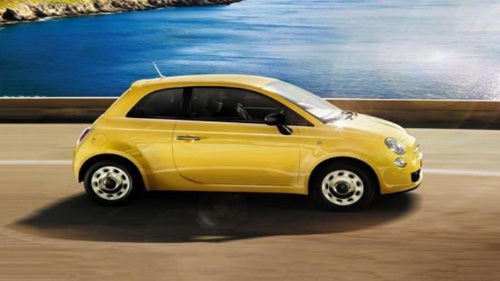 Fiat 500 2019 Exterior 001