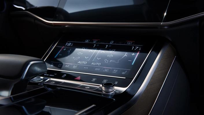 Audi A8 L 2019 Interior 003
