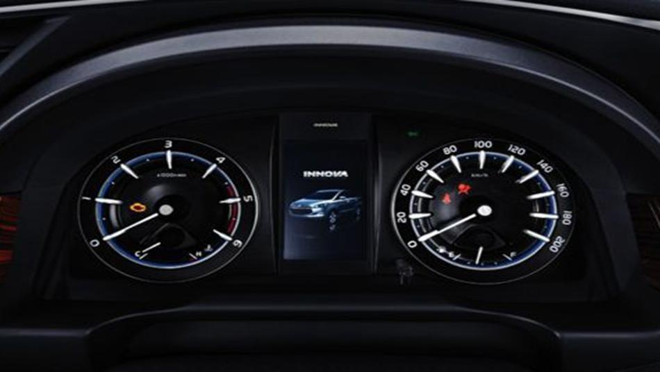 Toyota Venturer 2019 Interior 002