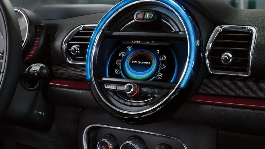 MINI Clubman 2019 Interior 018