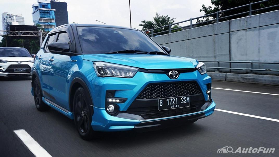 2021 Toyota Raize Exterior 055