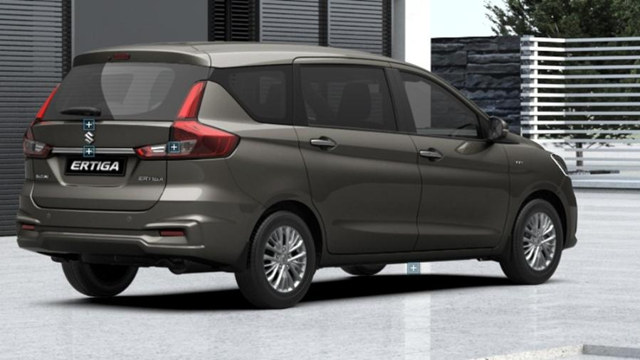 Suzuki Ertiga 2019 Exterior 011