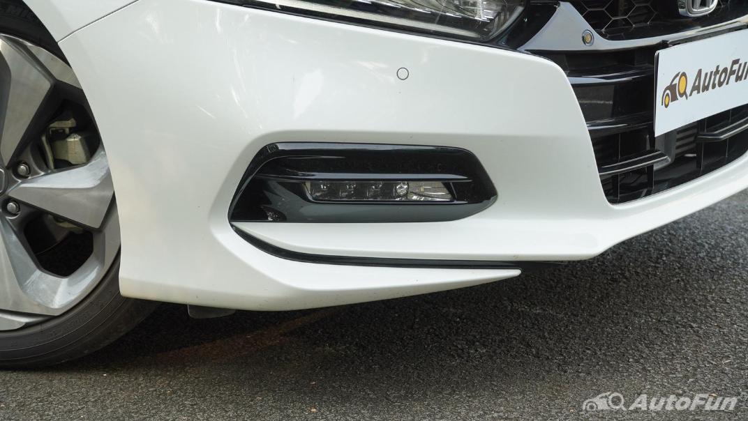 2021 Honda Accord 1.5L Exterior 009