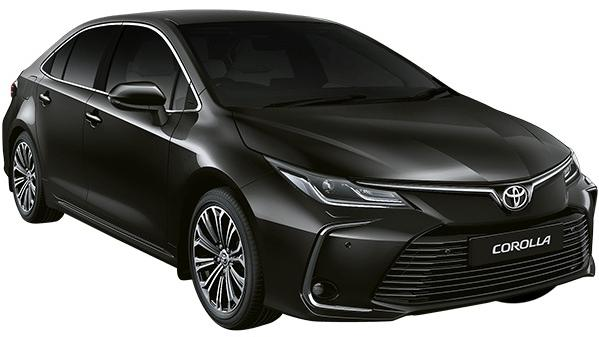 Toyota Corolla Altis 2019 Others 023