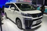 Toyota Crown Vellfire, Emblem Crown Simbol Kemewahan Dunia di Kasta MPV Premium