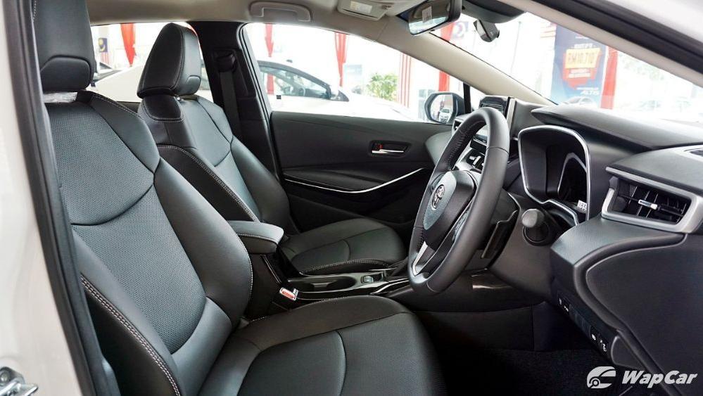 Toyota Corolla Altis 2019 Interior 076