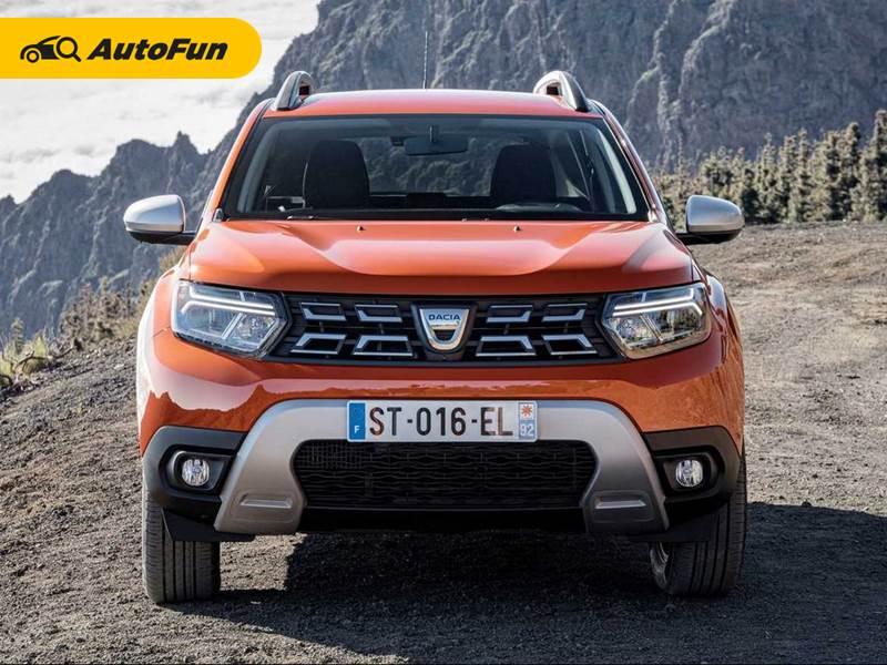 Renault Duster 2022