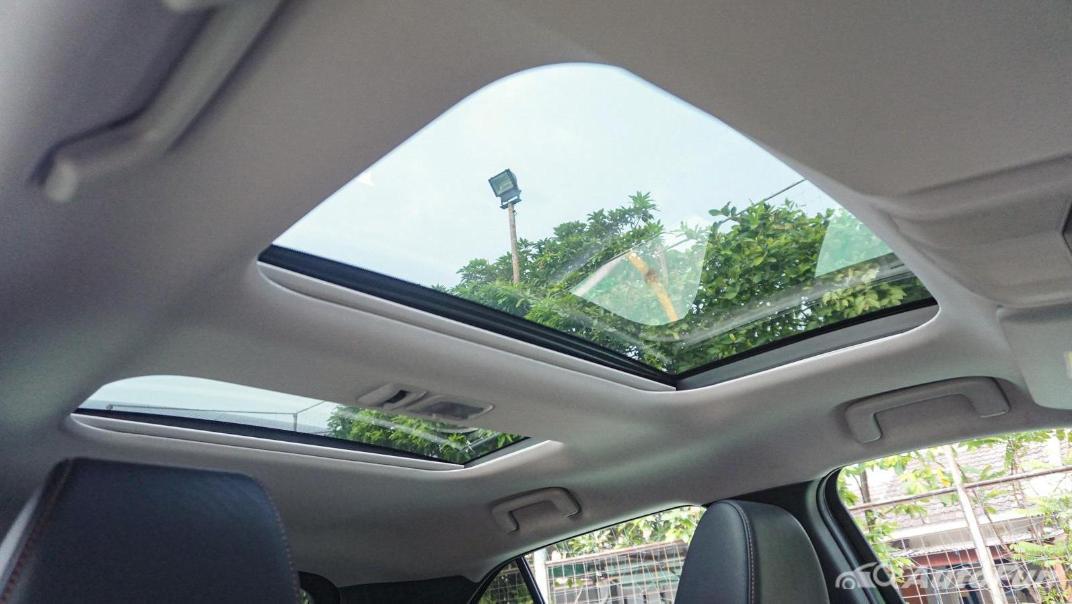 Mitsubishi Eclipse Cross 1.5L Interior 067