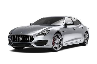 Maserati Quattroporte SQ4 V6