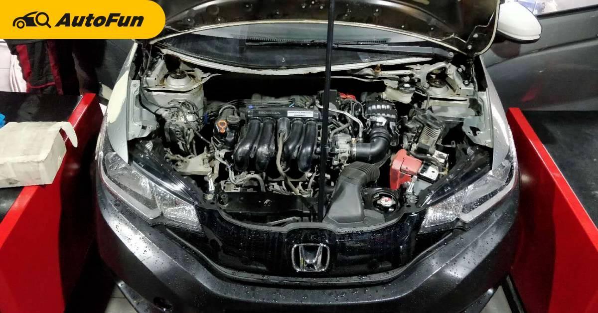 Mesin Honda Jazz Ternyata Kuat Bertahan Sampai 50 Tahun, Ini Buktinya! 01
