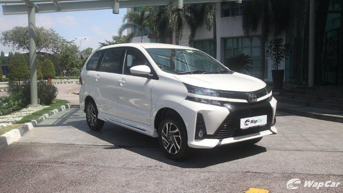Toyota Avanza 2019 Exterior 003