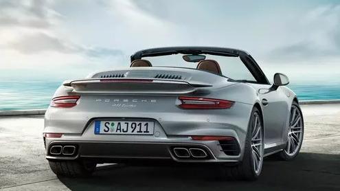 Porsche 911 2019 Exterior 037
