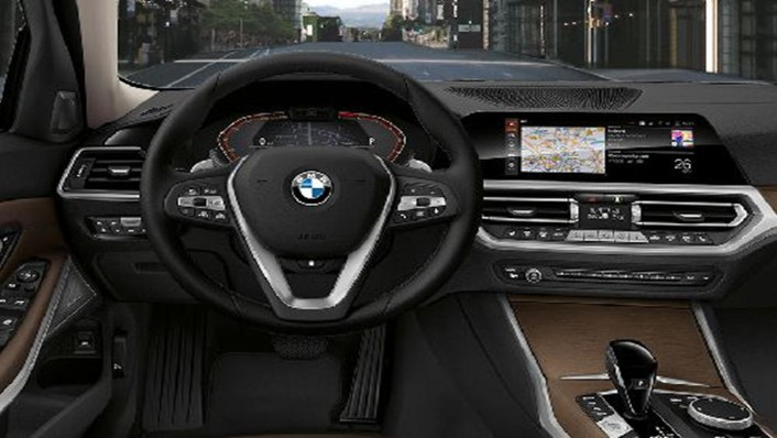 BMW 3 Series Sedan 2019 Interior 001