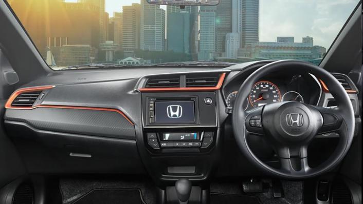 Honda Brio 2019 Interior 001