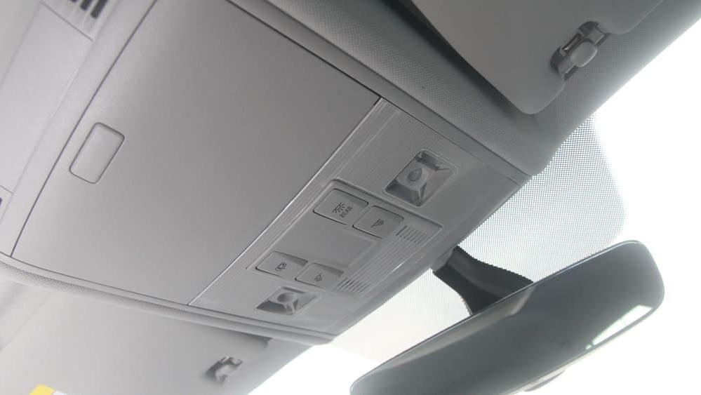 Volkswagen Tiguan 2019 Interior 073
