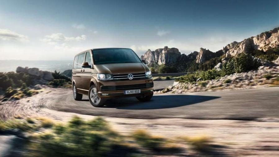 Volkswagen Caravelle 2019 Exterior 002