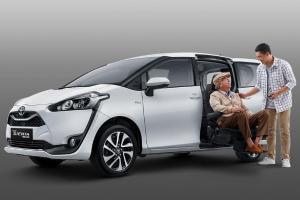 Toyota Hadirkan Sienta Welcab di Indonesia,Pertama Selain Pasar Jepang