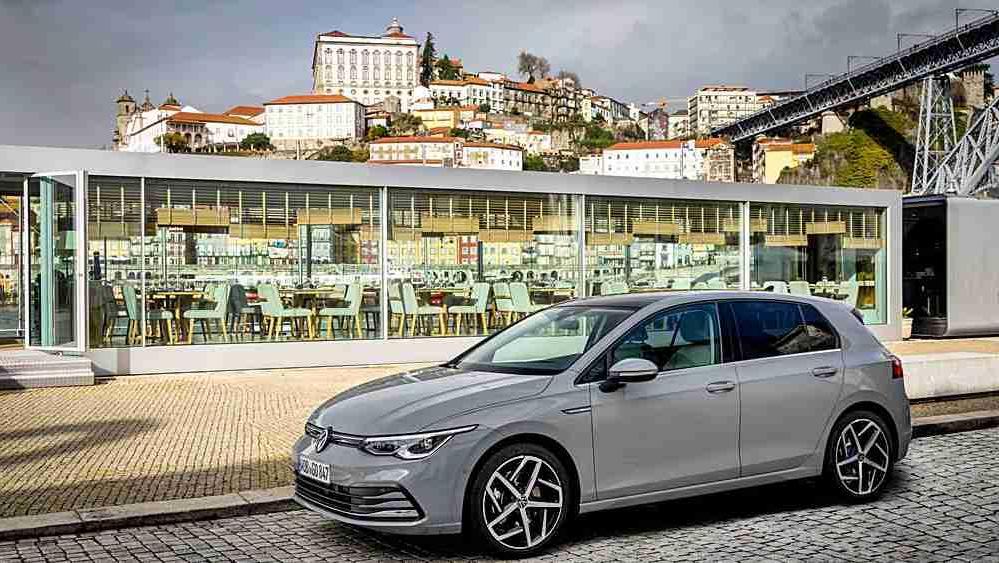 Volkswagen Golf 2019 Exterior 036