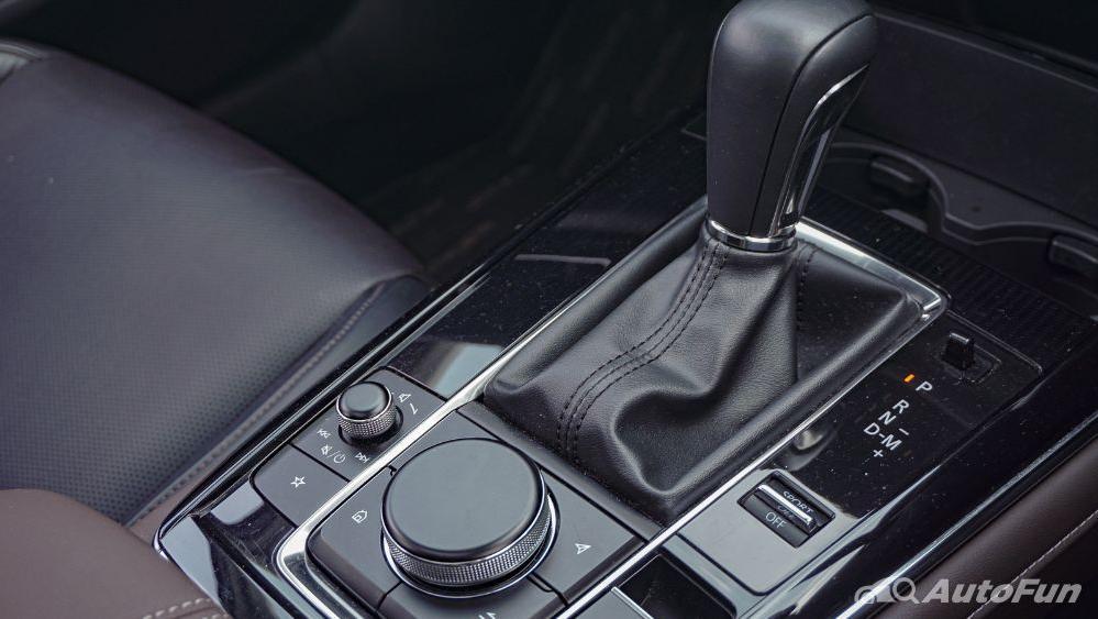 Mazda CX 30 GT Interior 024