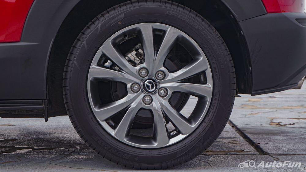 Mazda CX 30 GT Exterior 023