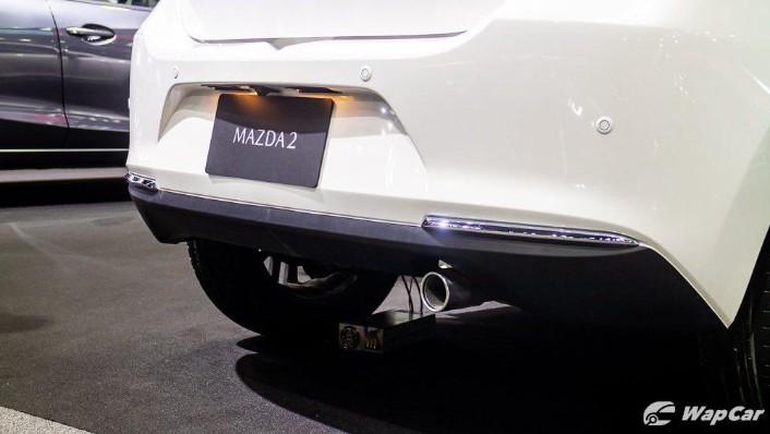 Mazda 2 2019 Exterior 008