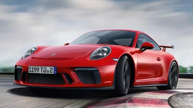 Porsche 911 2019 Exterior 020