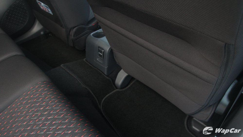 Toyota Avanza 2019 Interior 020