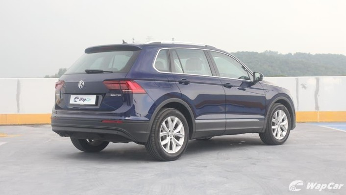 Volkswagen Tiguan 2019 Exterior 008