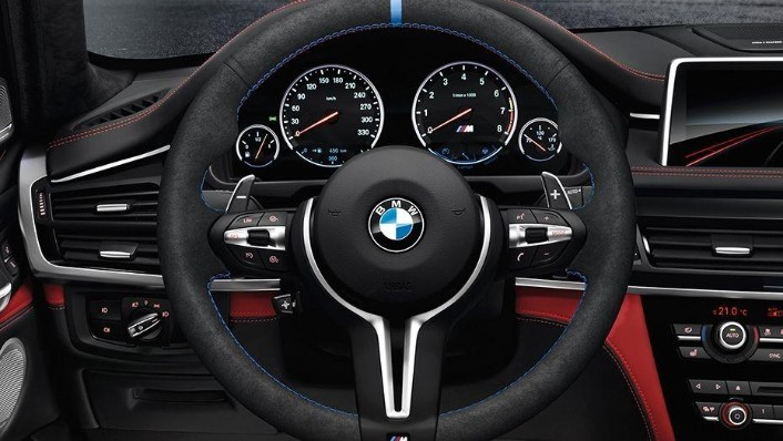 BMW X5 2019 Interior 001