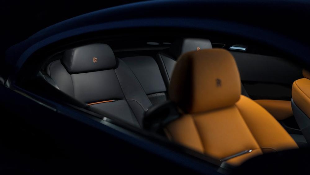 Rolls Royce Wraith 2019 Interior 011