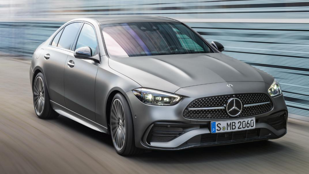 2021 Mercedes-Benz C-Class W206 Upcoming Version Exterior 043