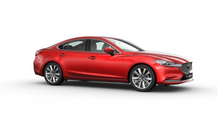 Mazda 6 Elite Sedan Exterior 007