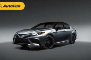 Toyota Camry 2021 Facelift Hadir di Jepang Dengan Sentuhan ala Lexus
