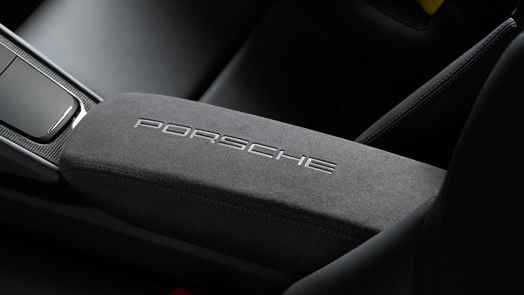 Porsche 718 2019 Interior 028