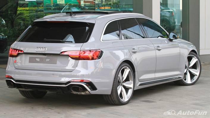 2021 Audi RS 4 Avant Exterior 003