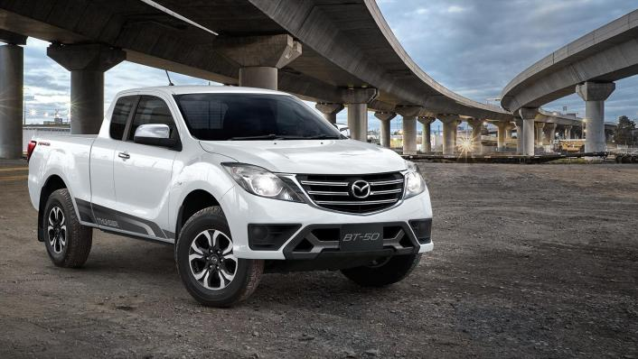 2021 Mazda BT-50 Upcoming Version Exterior 009