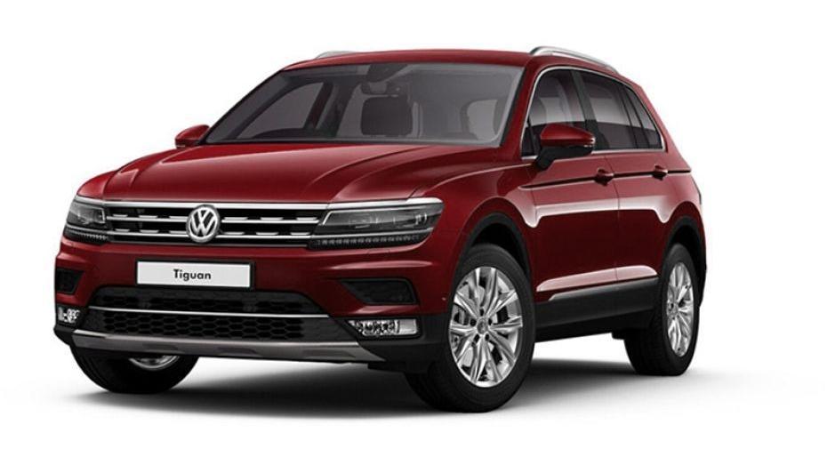 Volkswagen Tiguan 2019 Others 018