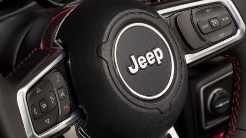 Jeep Wrangler 2019 Interior 004