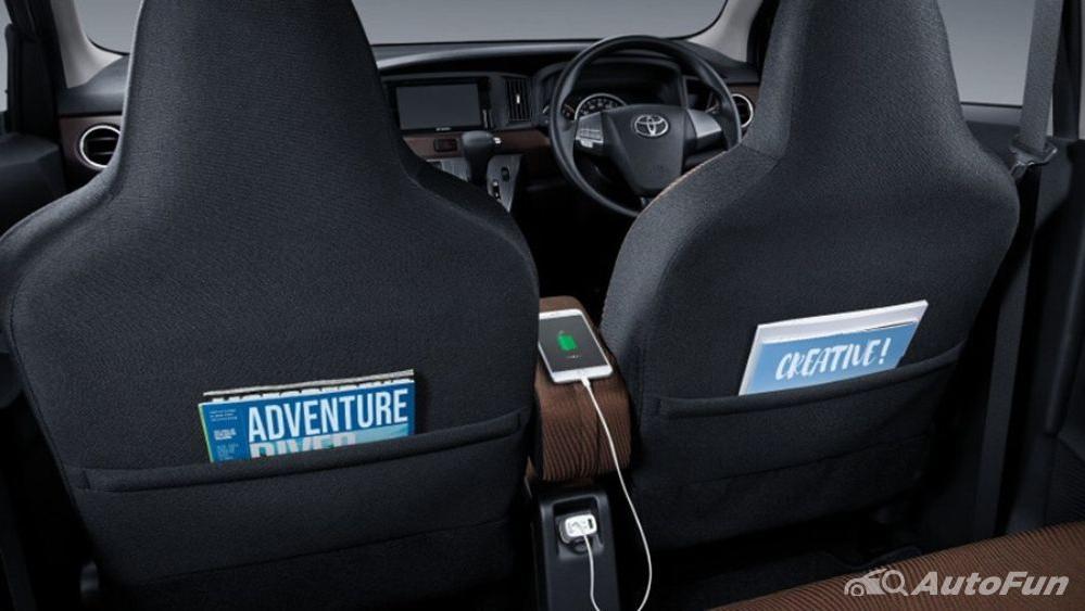 Toyota Calya 2019 Interior 008