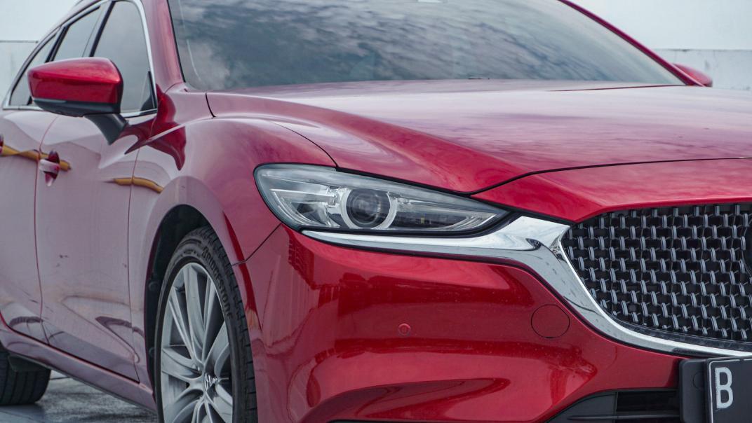 Mazda 6 Elite Estate Exterior 014
