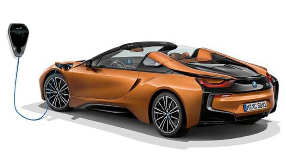 BMW I9 Roadster 2019 Exterior 006