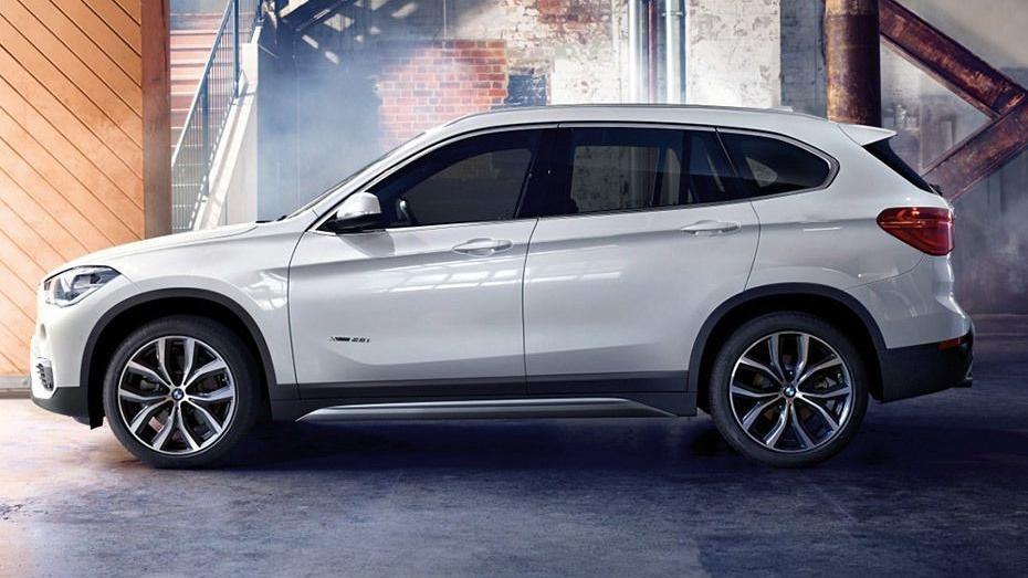 BMW X1 2019 Exterior 005