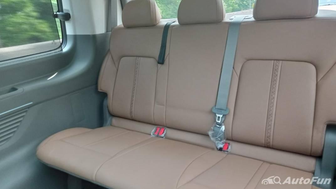 2021 Hyundai Staria Signature 7 Interior 007