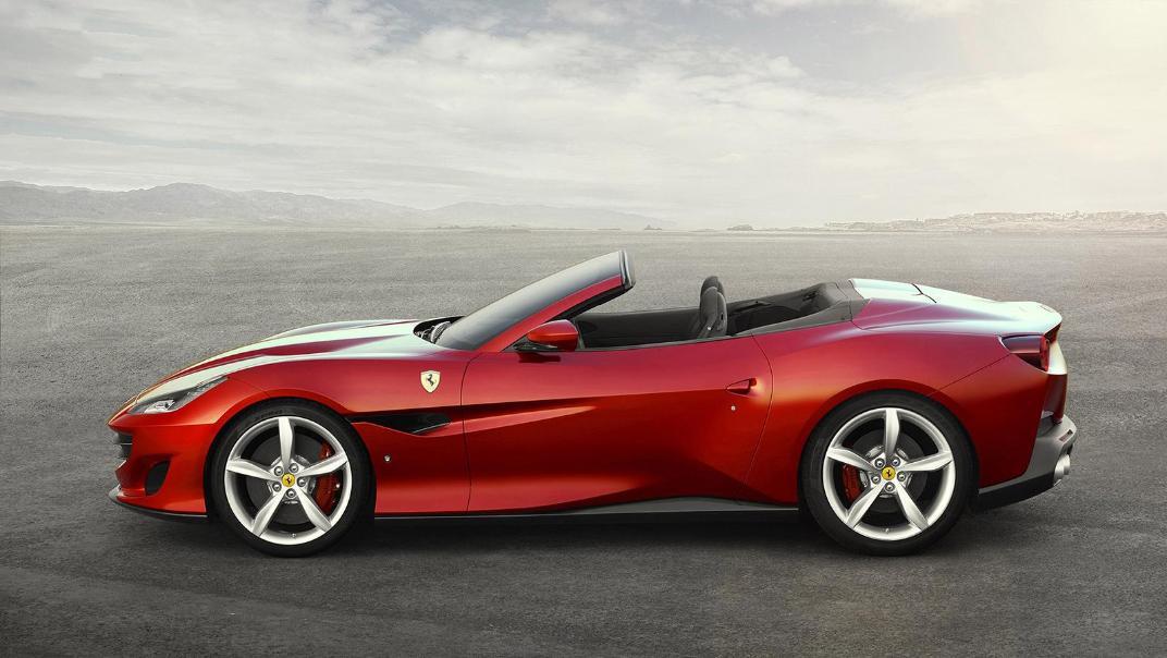 Ferrari Portofino 2019 Exterior 002