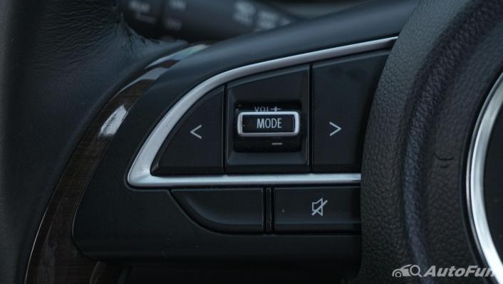 Suzuki Ertiga Sport AT Interior 010