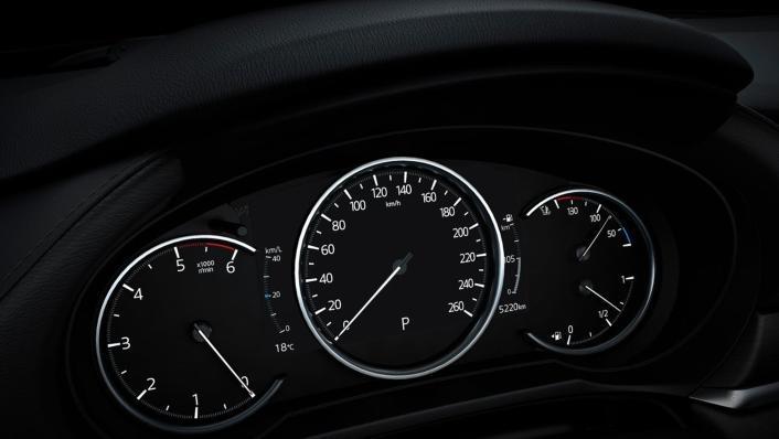 Mazda 6 Elite Sedan Interior 002