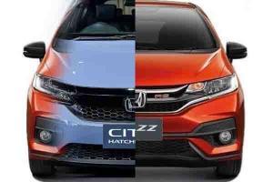 Ini Alasan Honda Jazz RS 2020 Masih Layak Dipilih Dibandingkan Honda City Hatchback RS 2021