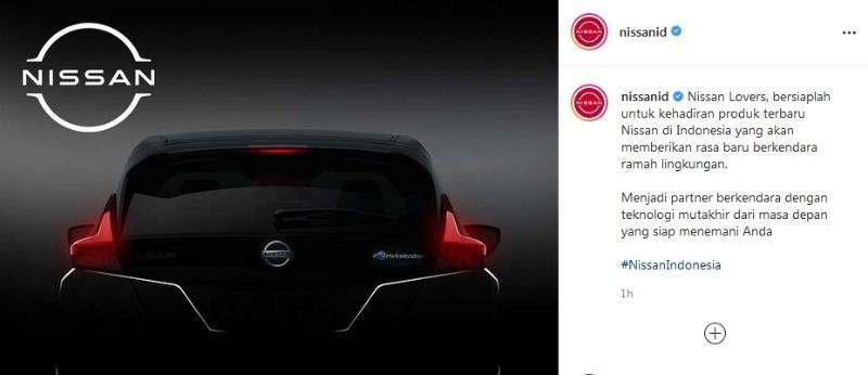 Nissan Leaf 2021 -1