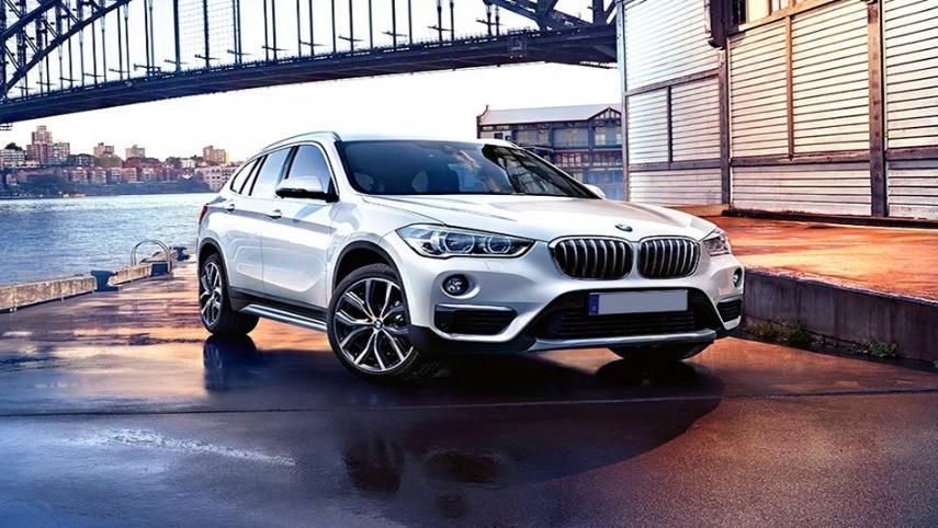 BMW X1 2020 2020 Exterior 002